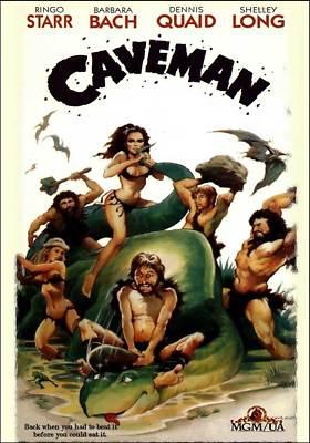 Ringo Caveman Poster